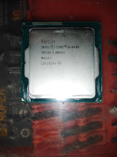Procesador Intel Core I5-4430 Pra Socket 1150