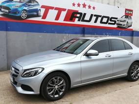 Mercedes-benz Clase C200 Avantgarde Automatico De 9ª 11.000k