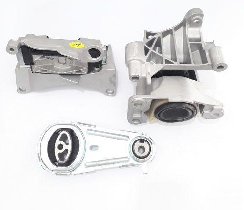 Kit Calço Coxim Motor Renault Fluence 2.0 16v 2011/2017 M4r