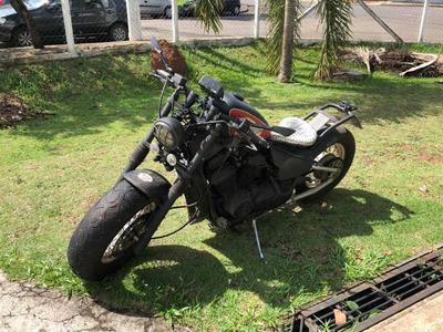 Honda Shadow Rs 600 Cc