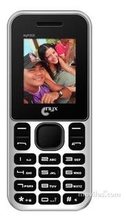 Celular Nyx Xyn306 Telcel Liberado Nuevo Gsm Garantía
