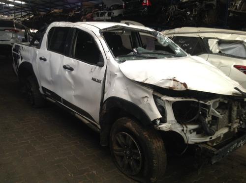 Sucata Peças Acessórios Toyota Hilux Chalenge 2018  177cv