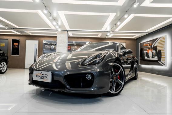 Porsche Cayman S 2015