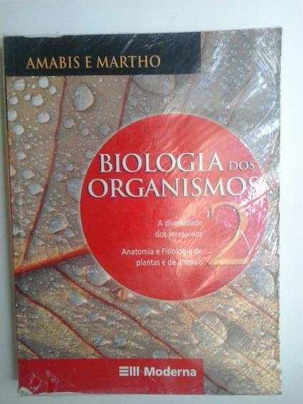 Biologia Das Célula Vol 2 Ed 2 - Amabis E Martho