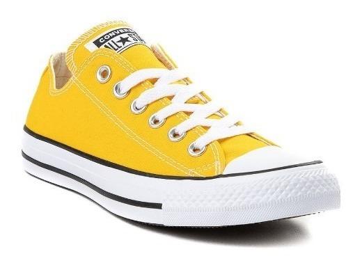 Tenis Converse Mod. 398231 Chuck Taylor Lo Sneker Lemon / J