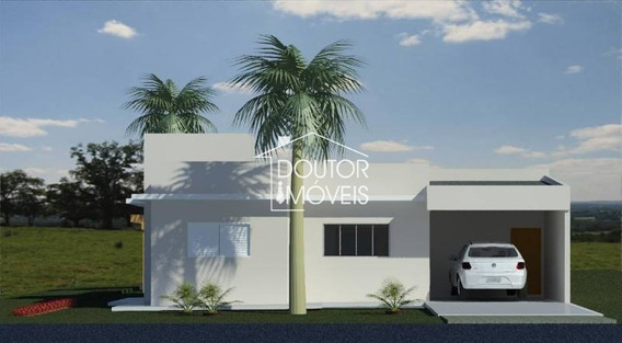 Casa Em Condomínio Térrea Para Venda No Bairro Ninho Verde Ii, 3 Dorm, 1 Suíte, 3 Vagas, 150 M, 300 M - 1539dr