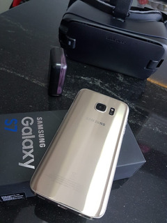 Celular Samsung Galaxy S7 32gb + Vr Samsung