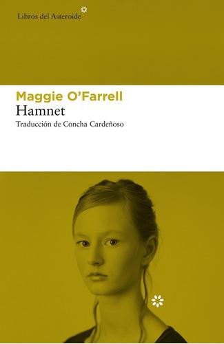 Imagen 1 de 2 de Libro Hamnet - Maggie O'farrell