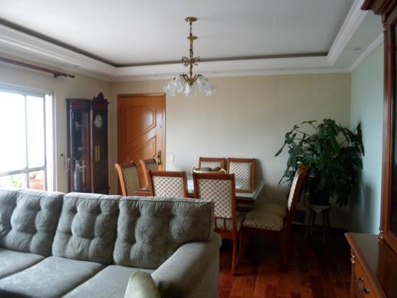 Apartamento Em Tatuapé, São Paulo/sp De 90m² 3 Quartos À Venda Por R$ 600.000,00 - Ap235551