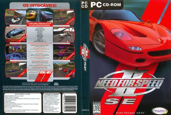 Game Para Pc Need For Speed 2 Se Pc-cd Original Novo