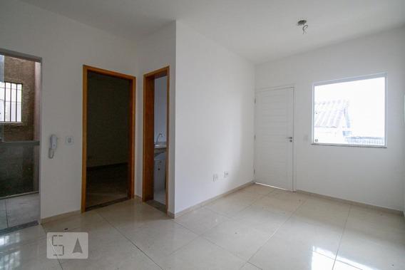 Casa Para Aluguel - Vila Matilde, 1 Quarto, 42 - 893014990