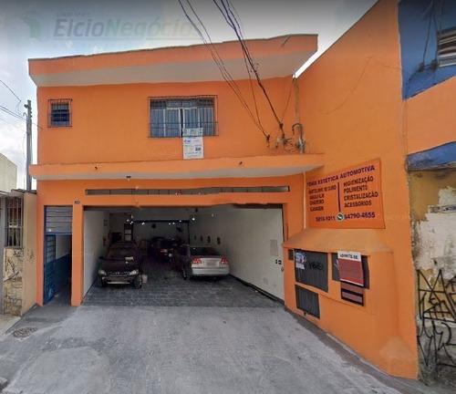 Imagem 1 de 8 de Comercial Para Aluguel, 0 Dormitórios, Pirituba - São Paulo - 2844
