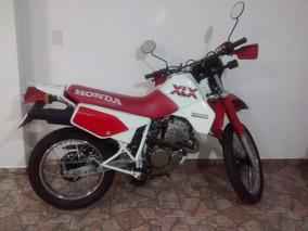 Honda Xlx 350r - 1989 - Restaurada