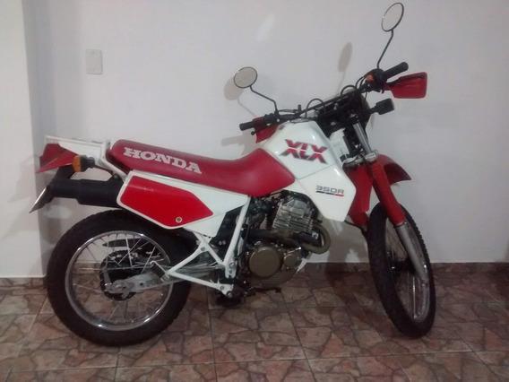 Honda Xlx 350r - 1989 - Restaurada - Aceito Troca