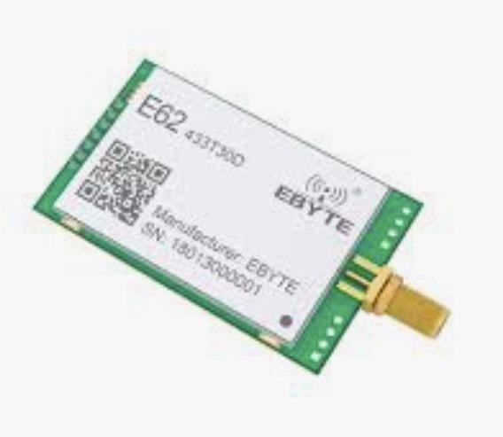 Módulo Lora E62-433t30d 128 Kbps 1w 433 Mhz - Pronta Entrega