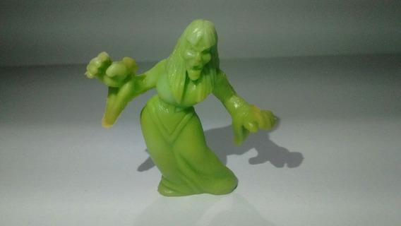 Monstruo De Bolsillo Sonrics Vampiresa Verde Olivo $120