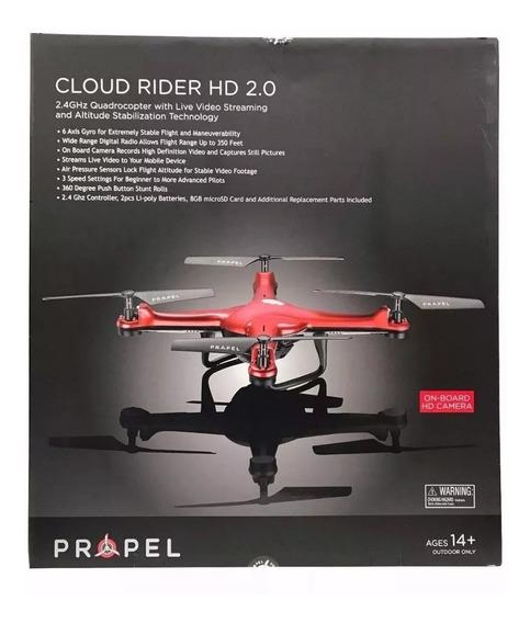 Quadrocopter-drone Propel-cloud-hd-2.0 / Pronta Entrega!