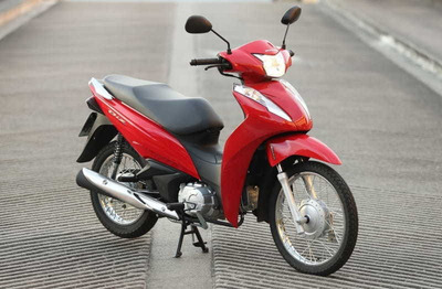 Honda Biz 110i ***2.600km***