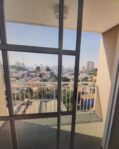 Imagem 1 de 14 de Lindo Apartamento Na Freguesia Do Ó, 2 Dormitório(s)1 Suítes, 1vaga, Área Útil: 50,00 M², Lazer - Piscina, Academia, Brinquedoteca, Quadra. - Ml191 - 69740453