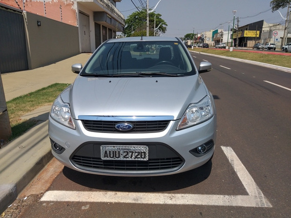Ford Focus Sedan 2.0 Glx Flex Aut. 4p 2012