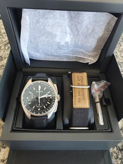Relógio Bulova Moon Watch 96b251