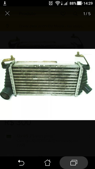 Intercooler/turbo/forjado/fueltech/chevette/ap