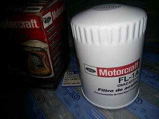 Filtro De Aceite Fl-1a Original Motorcraft