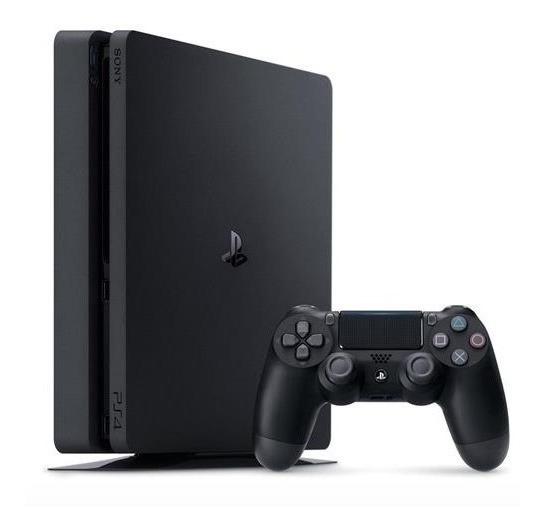Playstation 4 Slim 500 Gb Preto Seminovo