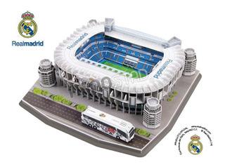 Maquetas 3d Para Armar Nuevos.. Racing Barza Real Madrid