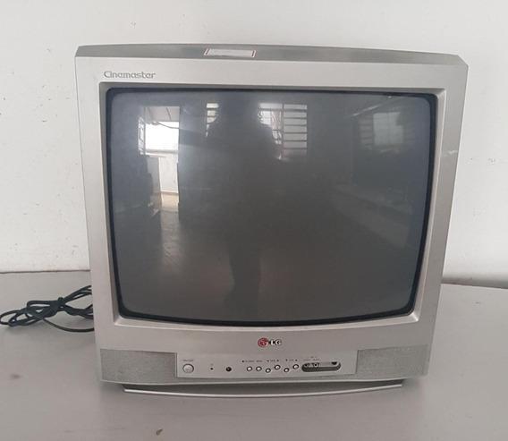 Tv Lg 20 Polegadas Rp-20cb20a Usada Ligando Ref: Ac306