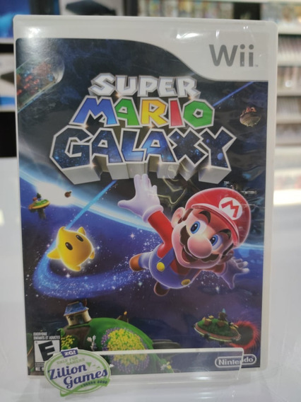 Super Mario Galaxy Wii Completo