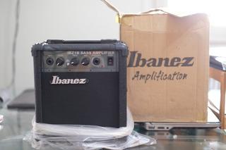 Amplificador De Bajo Ibanez Ibz1b Nuevo