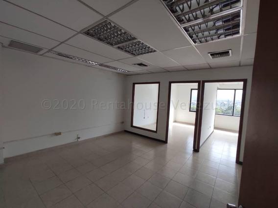 Oficina En Alquiler Centro Barquisimeto 21-5950 Jcg