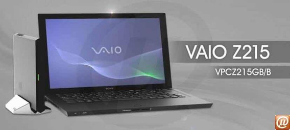 Notebook Sony Vaio Vpc Z215gb