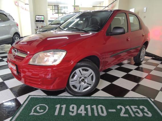 Chevrolet / Prisma Maxx 1.4- Flex - Vermelha- Completo