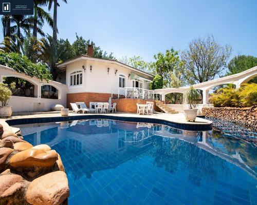 Casa Residencial Em Condomínio Fechado Para Venda/locação! - Ca00057 - 34620874