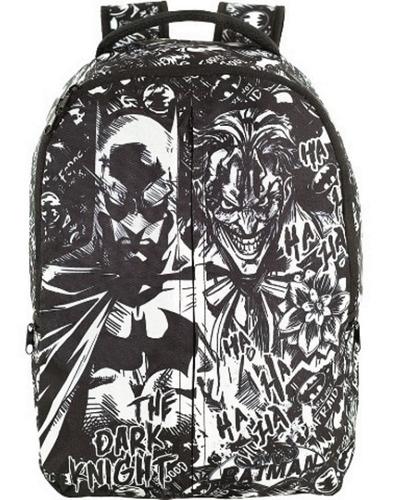 Imagem 1 de 3 de Mochila De Costas Batman Dark Knight