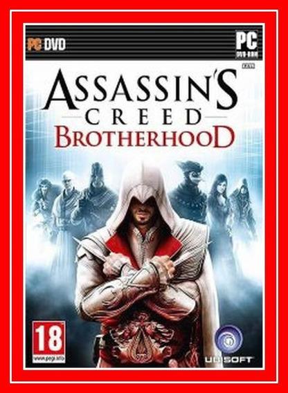 Assassins Creed Brotherhood (2011)