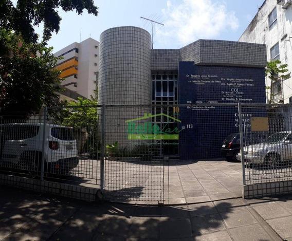 Sala À Venda, 23 M² Por R$ 75.000,00 - Ilha Do Leite - Recife/pe - Sa0318