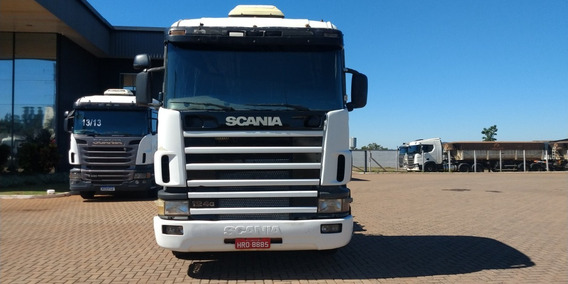 Scania R124 360 6x2