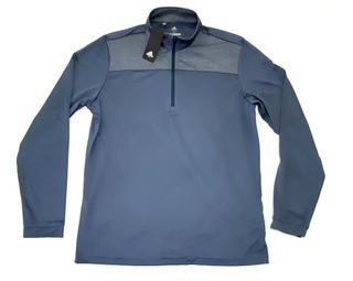 Pullover Tipo Sudadera adidas Golf Upf50 Original Caballero