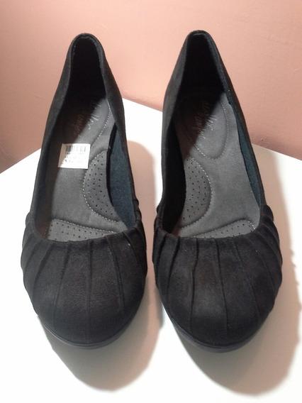 Dexflex Confort Zapatos Gamuza Negros #26 @mplio 9 Americano