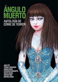 Ecc España - Angulo Muerto - Antologia De Comic De Terror