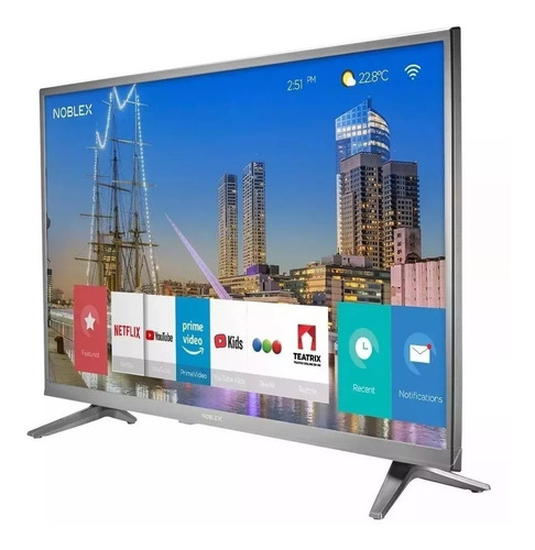 Smart Tv Led 32 Noblex Dj32x5000 Netflix Hdmi Usb Tio Musa