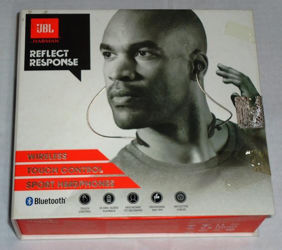 Fone Jbl Reflect Response - Usado. Original. - Com Detalhe!