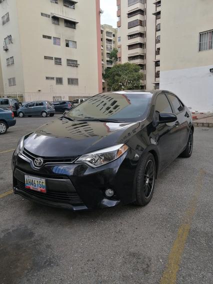 Toyota Corolla L. E.