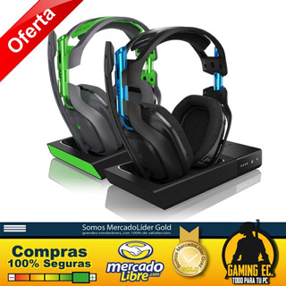 Astro Gaming A50 Wireless Auriculares Gaming Para Ps4 / Xbox