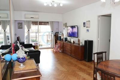 Alquiler- Departamento- 3 Ambientes- Belgrano-cochera Y Baul