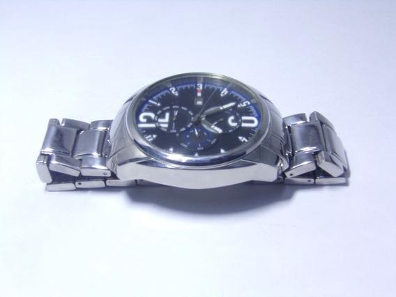 Relógio Tommy Hilfiger Aço Inox Resistente A Água 50m