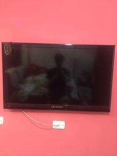 Tv Buster 42° Com Defeito No Display De Vídeo